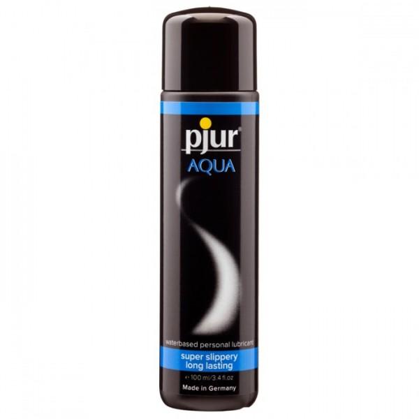 Pjur AQVA Увлажняющий лубрикант 100 ml