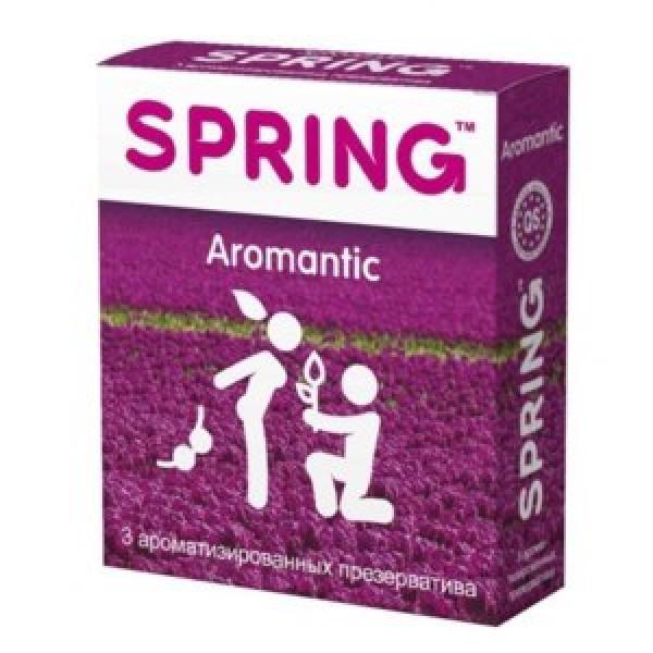 Spring Aromatic презервативы
