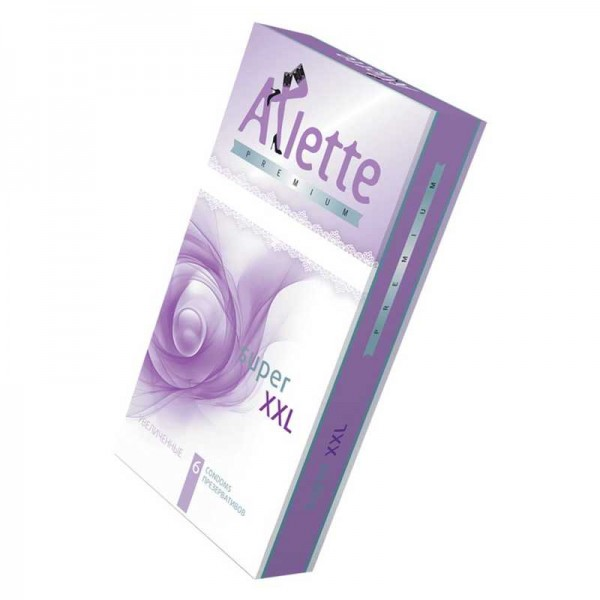 Презервативы Arlette SuperXXL 6