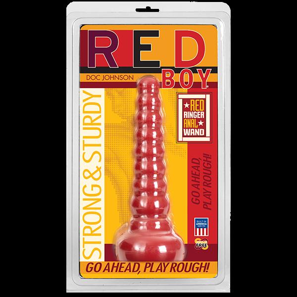0901-07-CD  Фаллоимитатор Red Boy
