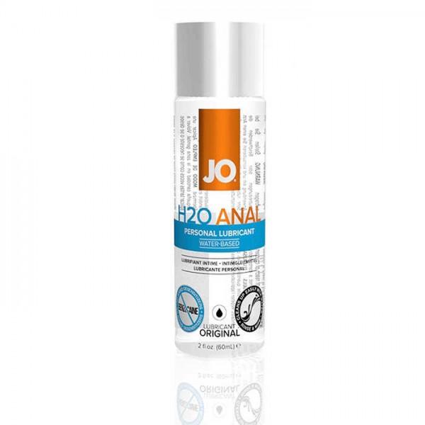 JO Анальный лубрикант на водной основе  Anal H2O 60мл