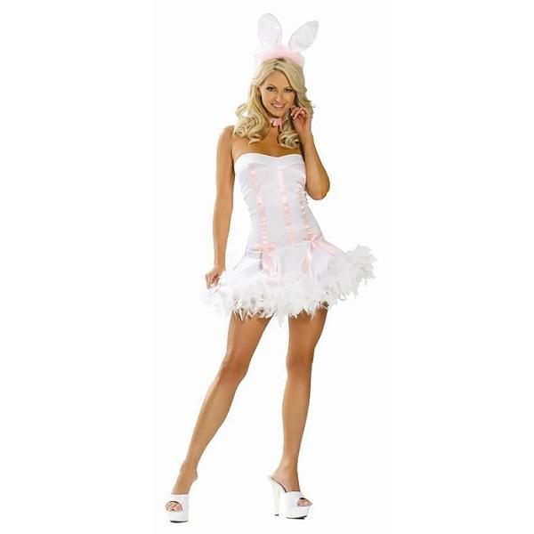 02298 Белый кролик